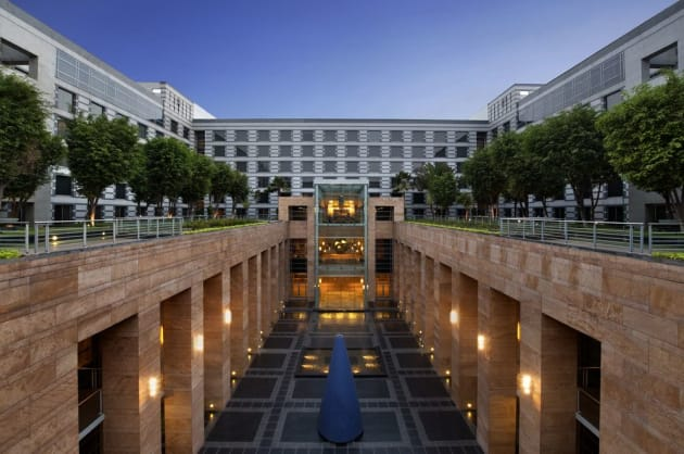 Grand Hyatt Mumbai Hotel 1