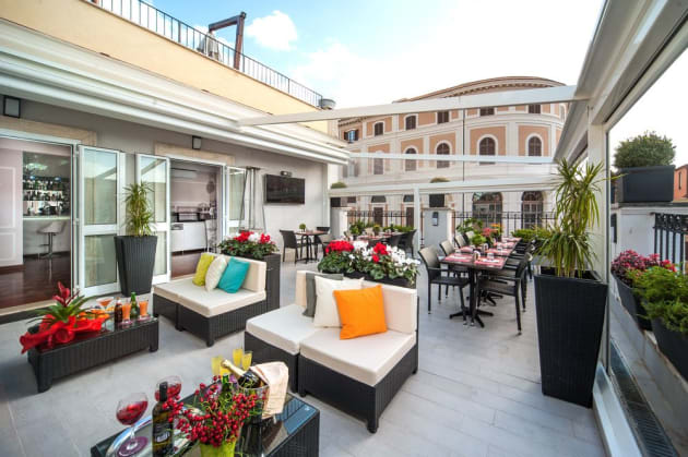 Hotel Relais Trevi 95 Boutique Hotel - Adults Only 1