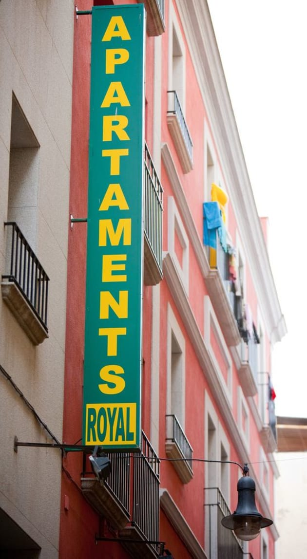 Apartamentos Royal 1