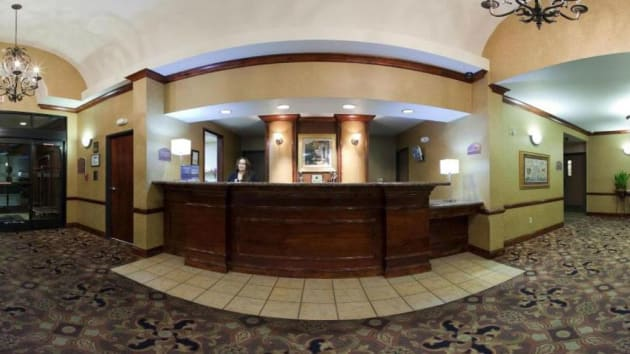 Holiday Inn Express Hotel & Suites Barstow-Outlet Center Hotel thumb-2