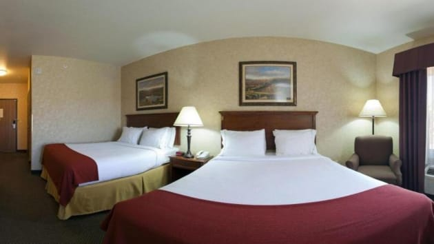 Holiday Inn Express Hotel & Suites Barstow-Outlet Center Hotel thumb-4