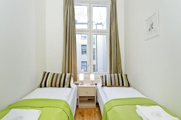 Forenom Serviced Apartments Royal Park Hotel (Oslo) from £93 | lastminute.com