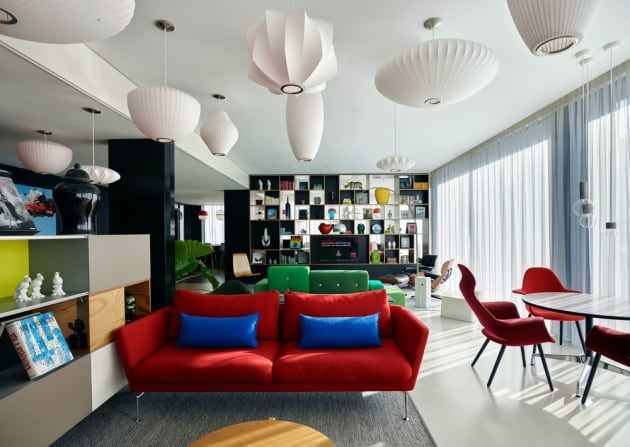Hotel citizenM Hotel Amsterdam South 1