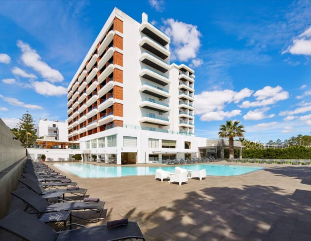 Hotel Alcazar Beach & SPA 1