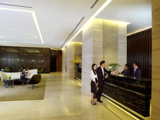 One Farrer Hotel 1