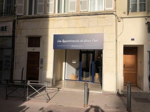 Les appartements du vieux port hotel marseille from 89 - Les appartements du vieux port ...