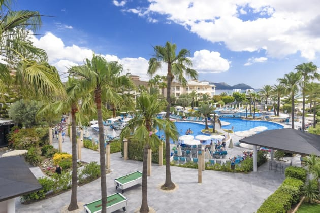 Playa Garden Selection Hotel Spa Apartahotel Alcudia Playa De