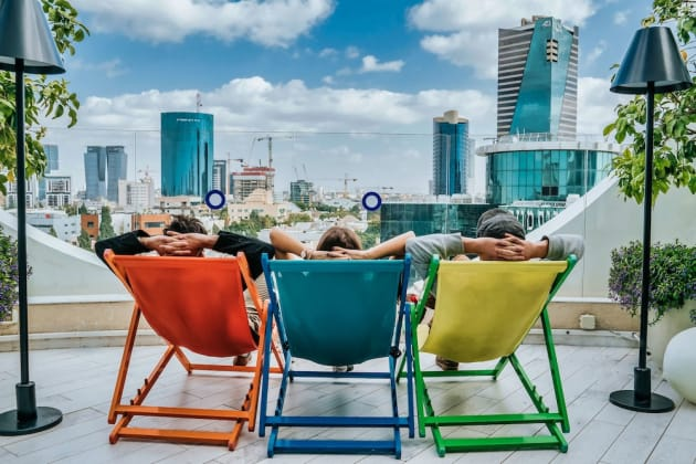 65 Hotel, Rothschild, Tel Aviv - an Atlas Boutique Hotel 1