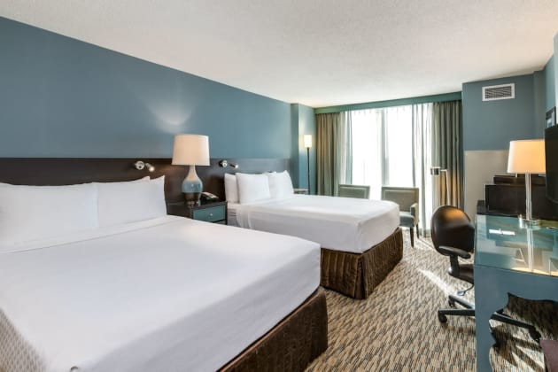 Crowne Plaza CHICAGO OHARE HOTEL & CONF CTR Hotel 1
