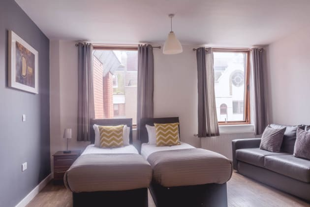 Dream Apartments At Moorfields Hotel (Liverpool) from £44 ...
