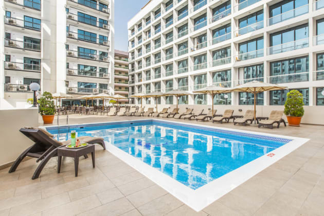 Golden Sands Hotel Apartments Hotel 1