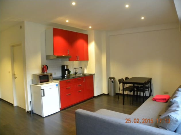 City Center Apartments Brussels Hotel (Brussels) from £106 ...