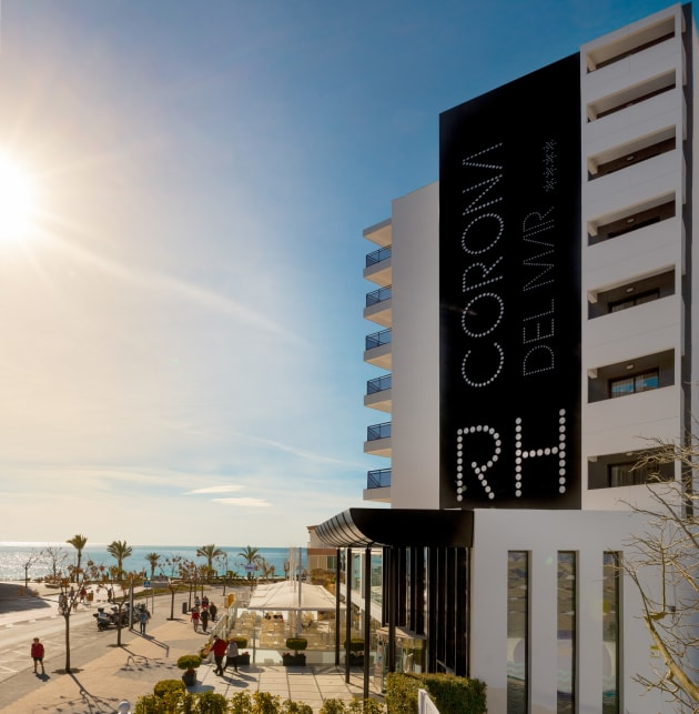 Hotel Rh Corona Del Mar Benidorm Desde 154 Rumbo