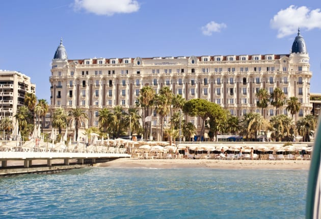 InterContinental Hotels CARLTON CANNES Hotel 1
