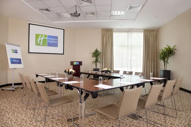 Holiday Inn Express DUBAI - SAFA PARK Hotel 1