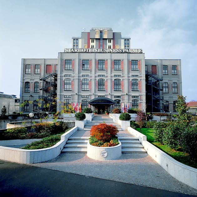 Hotel Starhotels Business Palace 1
