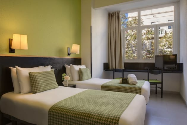 H·TOP BCN City Hotel 1