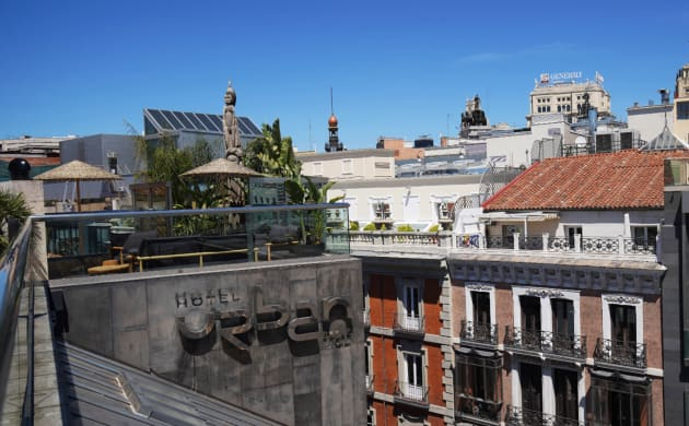 Hotel Urban Madrid From 139 Lastminute Com