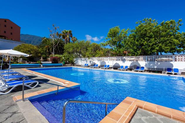 Hotel Panoramica Garden (Los Realejos) desde 49€ - Rumbo