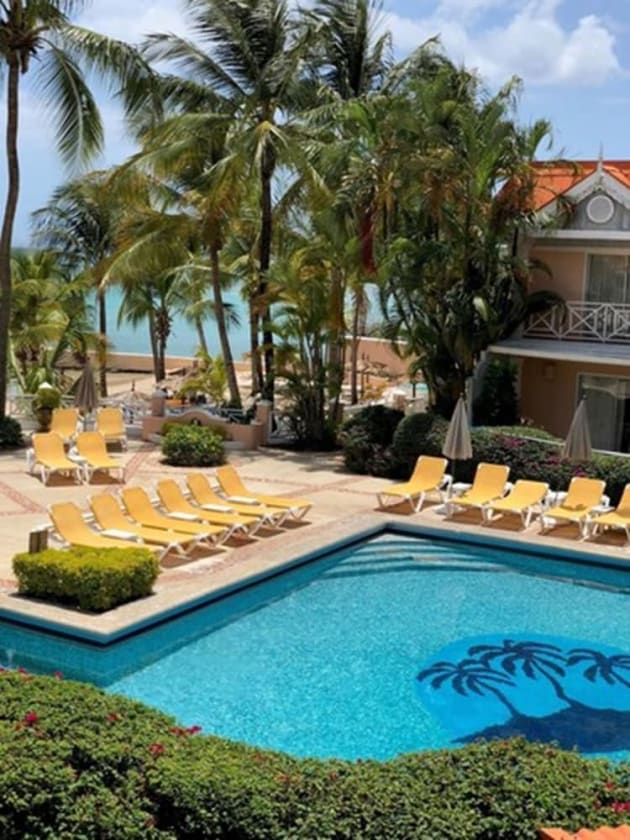 Coco Reef Resort And Spa Hotel Crown Point From 789 Lastminute Com