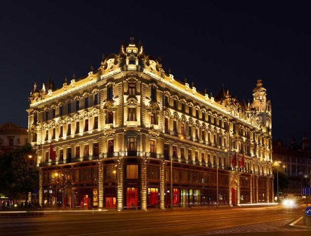 Buddha Bar Hotel Budapest Klotild Palace 1
