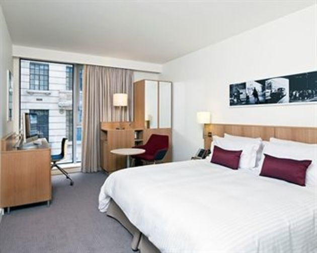 Hotel Doubletree By Hilton Tower Of London 1