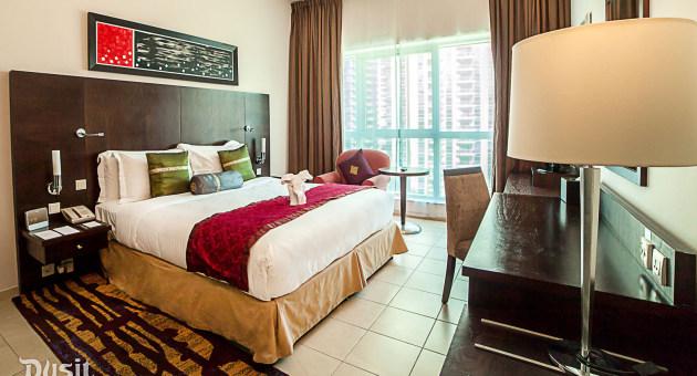 Appartu0027u0027hôtel Dusit Residence Dubai Marina 1