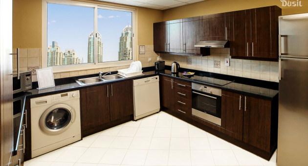 Appartu0027u0027hôtel Dusit Residence Dubai Marina Thumb 3