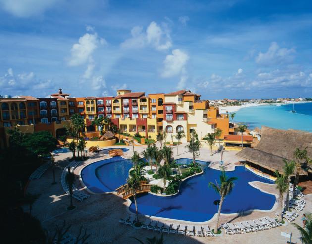 Hotel Fiesta Americana Villas Cancun Telefono