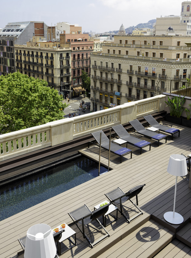Hotel H10 Urquinaona Plaza 1