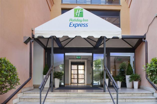 Hotel Holiday Inn Express Rome - San Giovanni thumb-2