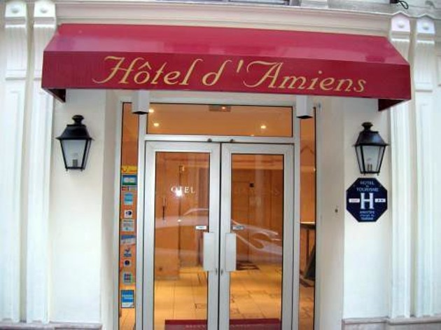 Hôtel D'amiens 1
