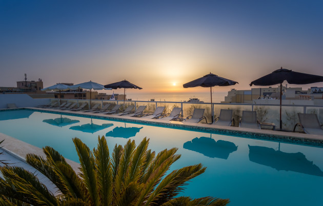 The George Urban Boutique Hotel (St Julian's) from £123 | lastminute.com