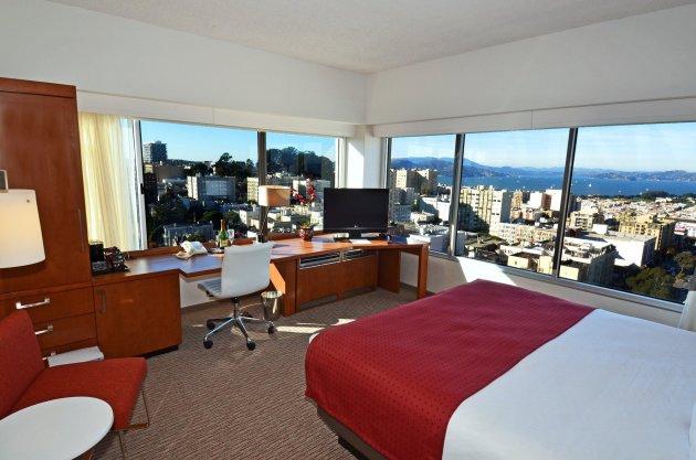 holiday inn san francisco golden gateway hotel san. Black Bedroom Furniture Sets. Home Design Ideas