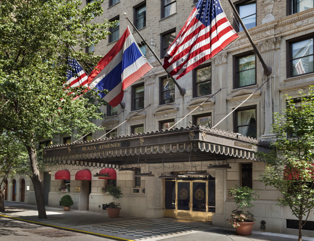 Hotel Plaza Athenee New York 1