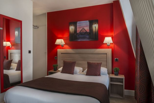 My Hotel In France Le Marais Hotel 1
