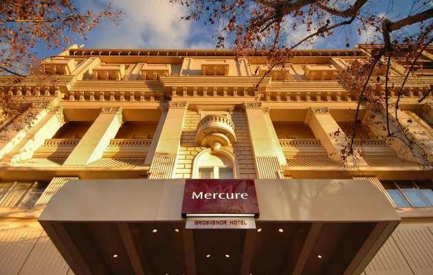 Mercure Grosvenor Hotel Adelaide Restaurant