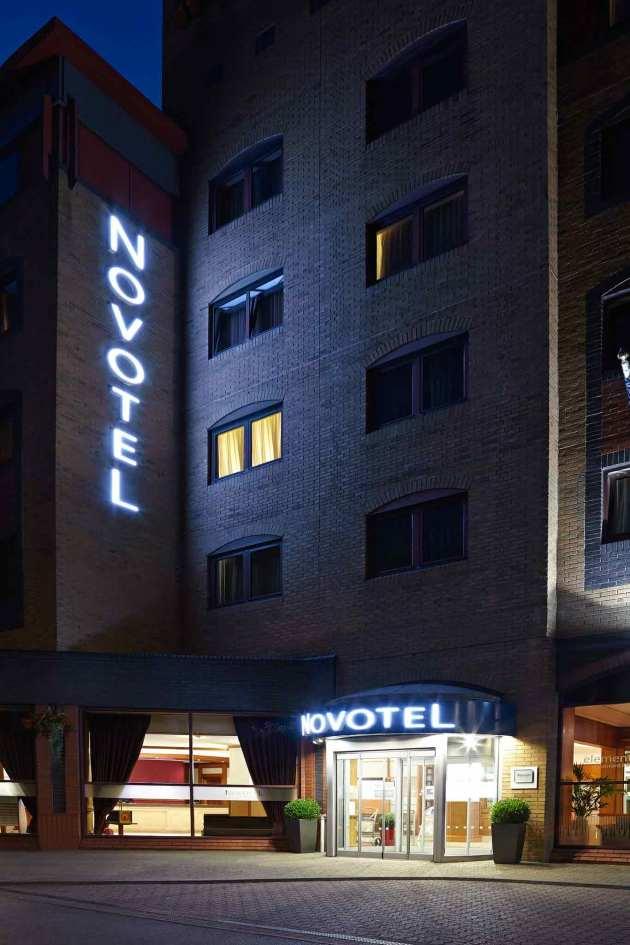 Novotel Bristol Centre Hotel 1