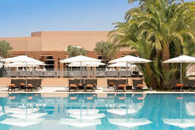 Pullman Marrakech Palmeraie Resort And Spa Hotel 1