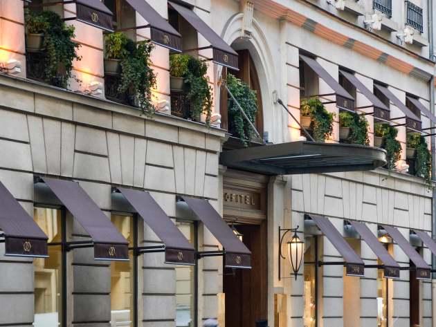 Hotel Sofitel Paris Faubourg