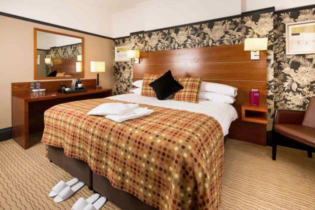 Mercure Manchester Piccadilly Hotel thumb-3