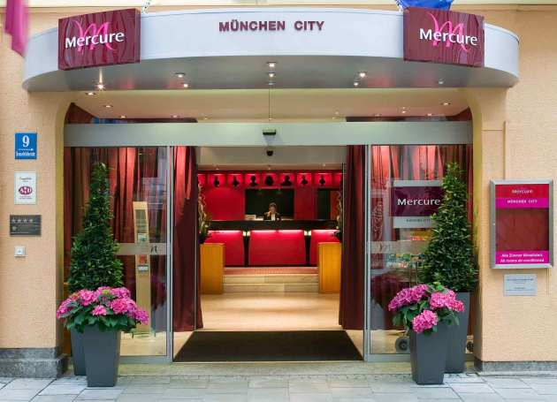 Mercure Hotel Munich City Center Thumb 2