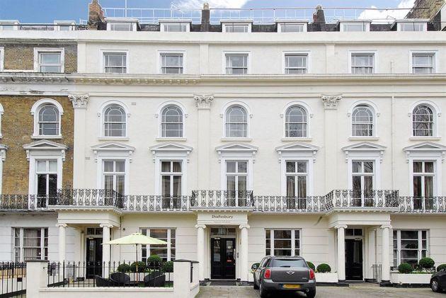 Shaftesbury Hotel Bayswater London