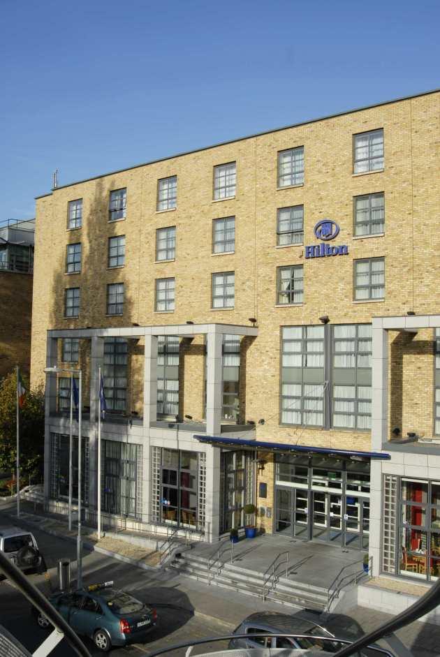 Hotel Branded Hotel - Hilton Dublin 1