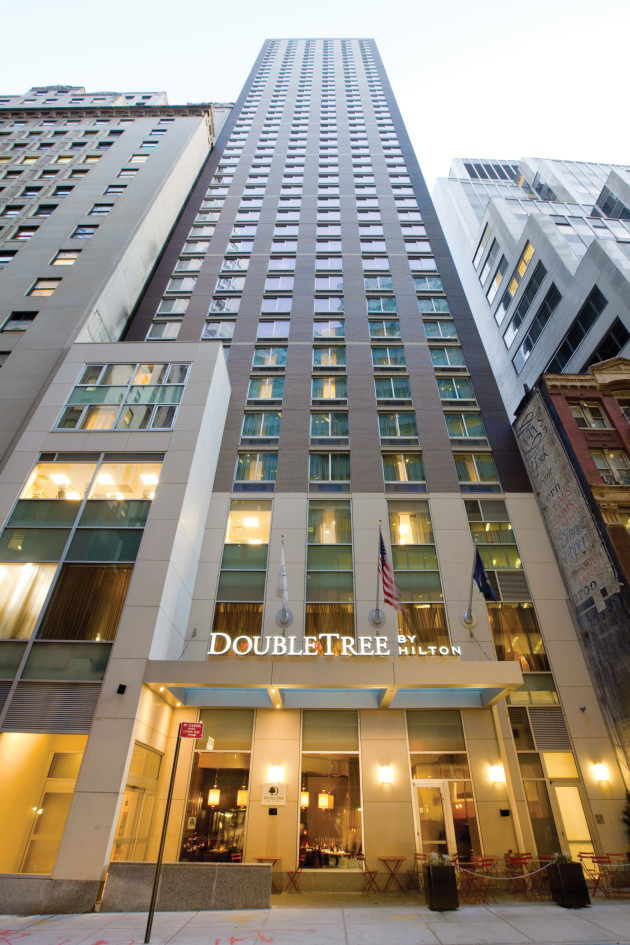 Doubletree By Hilton Hotel New York City Financial District 1