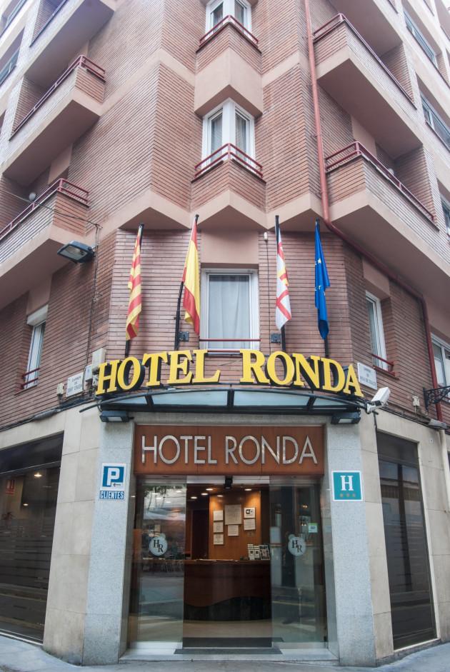 Hôtel Ronda House 1