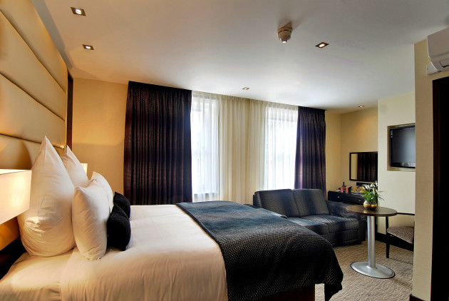 Hotel Shaftesbury Suites London Marble Arch 1
