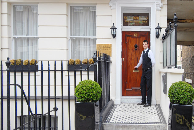 Hotel Shaftesbury Suites London Marble Arch thumb-2