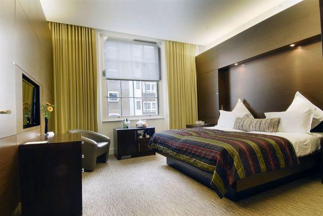 Continental Hotel Paddington London