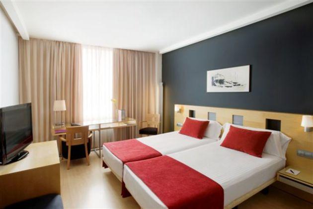 Hotel Ayre Hotel Caspe 1